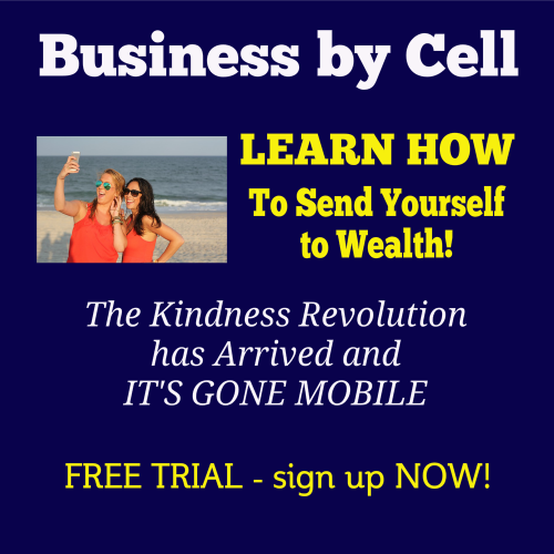 your business by cell